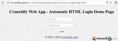 Automatic HTML Login using POST Method - Auto login a Website on ...