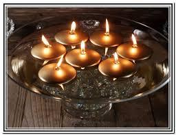 Floating Candles Bowls Uk