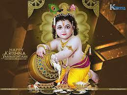 Lord Krishna Baby - 1024x768 Wallpaper ...