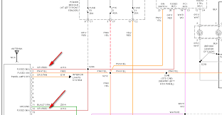 speaker wire diagram for ram speaker wiring diagrams o i need a stereo wiring diagram for a 2005 dodge ram 1500