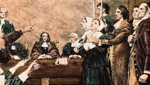 Salem Witch A Brief History Of The Salem Witch Trials History