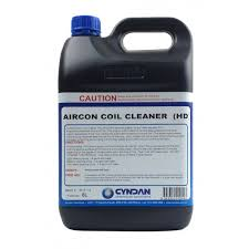 ac coil cleaner. air con coil cleaner - 5l bottle ac o