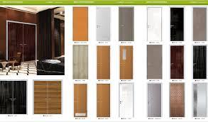 interior office door. Italian Wood Door Design, Interior Office Door, Simple White Design Interior Office Door