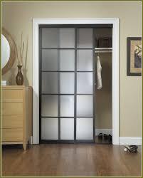 style bypass closet door hardware