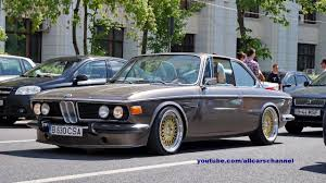 BMW E9 3.0 CS - YouTube
