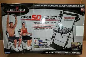 Chair Gym Exercise Chart Golds Gym Total Body Fitness Kit 9 Piece W Exercise Chart