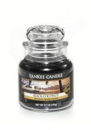 <b>Ароматическая свеча</b> Чёрный кокос <b>Black coconut</b>