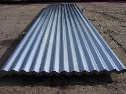 corrugated roofing sheet metal