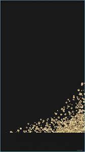 Black, Gold, Glitter, Wallpaper ...