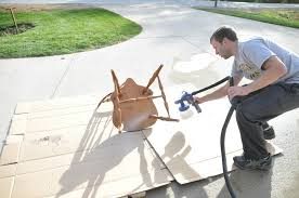 paint sprayer for furnitureHow to Paint Chairs the Easy Way  Decor and the Dog