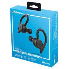 Trust Nika Sport Siyah Bluetooth True Wireless Kulak İçi Kulaklık