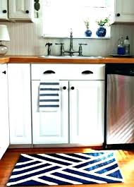 kitchen sink rugs for and mats corner rug floor small best farmhouse
