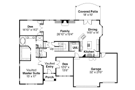 Classic House Plans  Greenville 30028  Associated DesignsClassic Floor Plans