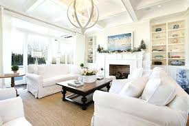 white sofa set blue and brown make a wonderful combination with white as the walls ceiling