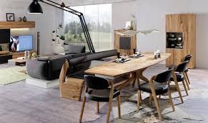 Wie Sie Ein Modernes Esszimmer Mit Holzmöbeln Gestalten