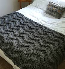 Cable Knit Blanket Pattern Custom Design Ideas