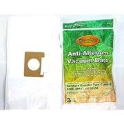 kenmore canister vacuum bags. kenmore canister allergen cloth vacuum bags fits c, q, 50558, 50557, 5055