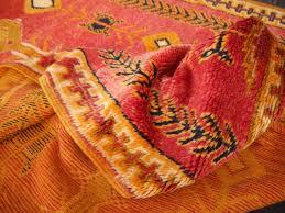 moroccan fantastic vintage north african tribal berber carpet for