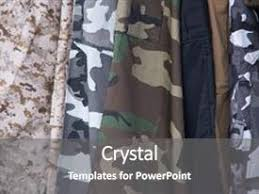 4000 Camo Powerpoint Templates W Camo Themed Backgrounds