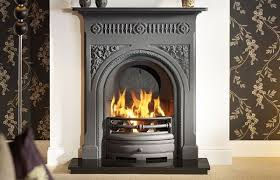 Cast Iron Fireplaces  The Fireplace CompanyCast Fireplaces