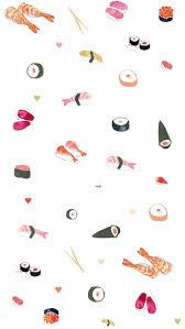 cute sushi wallpaper. Exellent Cute Sushi Throughout Cute Sushi Wallpaper