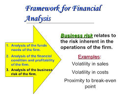 financial analysis example financial statements analysis