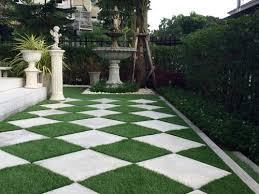 5 artificial grass ideas for a stunning