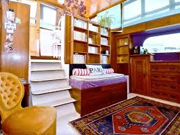 ... Large Size House Boat Interiors Interior Design Houseboat Small Boat ...