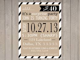 50th birthday invitations free printable free printable surprise party invitation templates in 2019