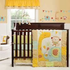 graco 4 piece crib bedding set jungle friends discontinued by manufacturer n