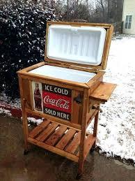 wooden patio cooler wooden patio cooler amazing patio cooler plans or white wooden cooler stand vintage wooden patio cooler