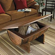 reversible reclaimed wine barrel. Incredible Wine Barrel Coffee Table Recycled Barrels The Owner Builder Network Reversible Reclaimed L