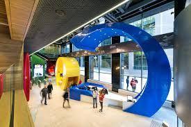 google office video. google office designer furniture contemporary funky dublin cork ireland video india