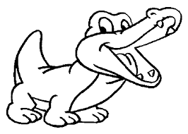 Small Picture crocodile coloring pages free page site 847086 Coloring Pages