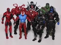 my marvel universe custom figures