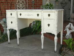 shabby chic furniture pictures. Shabby Chic Desk Furniture Hand Painted Antique Pictures H