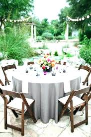 48 inch round vinyl tablecloth wood