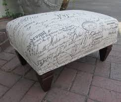 French Ottoman french ottoman revenge chair script fabric 4708 by guidejewelry.us