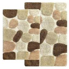 brown bath rugs target bathroom rug runner light