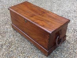 18 century seamans chest