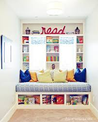 15 Awesome Reading Nooks for Kids