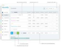 Free Time Card App Free Employee Timesheet App Clockify