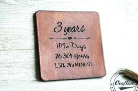 leather gifts for him wedding anniversary gift ts men celebrations lovely 3 year her ideas nz