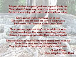 Adoption Quotes Awesome Adoption Poems
