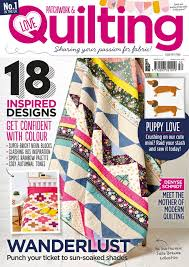 Sneak peek: colourful fall projects in issue 52 of Love Patchwork ... & by zwilliams September 13, 2017 9:00 am Adamdwight.com