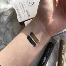 Wunderbrow Color Swatches Bahangit Co