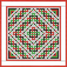 Trinity Celtic Knot quilt. Shades of green quilt. | Its ok to set ... & Celtic Knot Quilt Patterns | Recent Photos The Commons Getty Collection  Galleries World Map App . Adamdwight.com