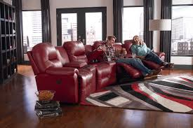red theater chairs. Seater Power Reclining Home Theater Group By Best Seating Under: Full Size Red Chairs