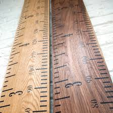 Premium Kids Rule Giant Ruler Height Chart