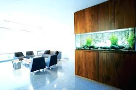 office fish. Office Fish Tank Cubicle Fake For My Modern Wood Bloomberg London I